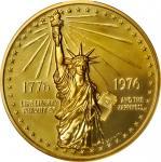1976国家200周年纪念奖章 NGC MS 69