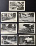 1920-30年代广州沙面英军佈防照片7 枚,影像清晰及珍贵.保存甚佳.