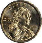 2000-P Sacagawea