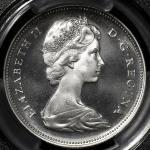 CANADA カナダ Dollar 1965 PCGS-PL66+ プルーフライク  -FDC