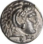 MACEDON. Kingdom of Macedon. Philip III, 323-317 B.C. AR Tetradrachm, Side Mint, ca. 325-320 B.C. NG