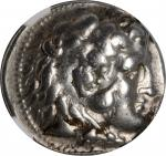 MACEDON. Kingdom of Macedon. Alexander III (the Great), 336-323 B.C. AR Tetradrachm, Antigonea Mint,