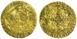 Flanders, Philip de Stoute (1384-1404), Gouden Nobel (Noble dOr), in the style of the English Coinag