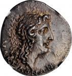 MACEDON. Under the Romans. AR Tetradrachm (16.71 gms), Uncertain Mint, Aesillas (Quaestor, ca. 95-70