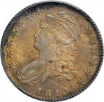 1819 Capped Bust Half Dollar. O-113. Rarity-1. MS-62 (PCGS).
