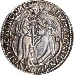 TRANSYLVANIA. Taler, 1605-NB. Nagybanya Mint. Stephan Bocskai (1604-06). NGC EF-45.
