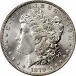 1879-O Morgan Silver Dollar. MS-66 (PCGS).