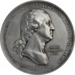 1974 United States Assay Commission Medal. Pewter. 57 mm. By Pierre Simon DuVivier and Frank Gasparr