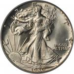1939 Walking Liberty Half Dollar. MS-65 (PCGS).