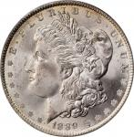 1889 Morgan Silver Dollar. MS-65 (PCGS). CAC. OGH.