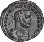 CONSTANTIUS I, as Caesar, A.D. 293-305. AE Folles (9.41 gms), London Mint, ca. A.D. 300-305.