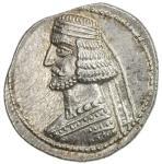 PARTHIAN KINGDOM: Mithradates IV, 57-54 BC, AR drachm (4.15g), Mithradatkart, Sellwood-40.3, Shore-1