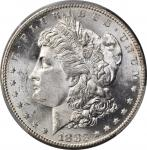 1883-S Morgan Silver Dollar. MS-64 (PCGS). CAC.