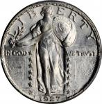 1927-D Standing Liberty Quarter. MS-65 FH (PCGS).