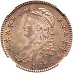 1818 Capped Bust Half Dollar. NGC MS65