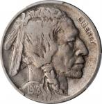 1918/7-D Buffalo Nickel. FS-101. VF-30 (PCGS).