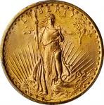 1922 Saint-Gaudens Double Eagle. MS-64+ (PCGS). CAC.