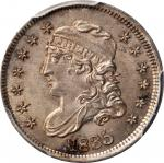1835 Capped Bust Half Dime. LM-5.1. Rarity-3. Large Date, Small 5 C. MS-66 (PCGS).