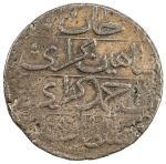 GIRAY KHANS: Shahin Giray, 1777-1783, AE kyrmis (47.43g), Baghcha-Saray, AH1191 year 4, A-A2118, Ret