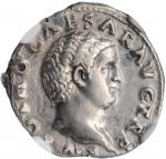 OTHO, A.D. 69. AR Denarius (3.45 gms), Rome Mint. NGC Ch EF, Strike: 4/5 Surface: 3/5. Brushed.