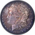 1898 Morgan Silver Dollar. Proof-64 (PCGS).