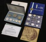 Lot of world coins 世界のコイン Proof&Mint set   オリジナルケース付with original case UNC&Proof