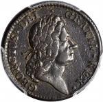 1723 Rosa Americana Penny. Martin 2.24-Eb.7, W-1278. Rarity-4. EF-40 (PCGS).