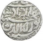 India - Mughal Empire. MUGHAL: Jahangir, 1605-1628, AR jahangiri rupee (13.45g), Tatta, AH1019 year