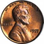1955年林肯美分复打 PCGS MS 65