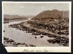 1900年代广西省西江的梧州老照片,影像清晰及珍贵.保存甚佳. 注: 疑是香港美璋照相馆所摄.