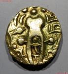 寄多罗王朝普拉塔帕缇迪亚二世金币