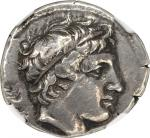 MACEDON. Kingdom of Macedon. Archelaus, 413-400/399 B.C. AR Stater (10.35 gms). NGC EF, Strike: 4/5