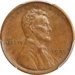 1909-S Lincoln Cent. V.D.B. EF Details--Damage (PCGS).