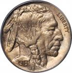 1916 Buffalo Nickel. MS-65 (PCGS). CAC. OGH.
