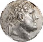 MYSIA. Pergamon. Kingdom of Pergamon. Eumenes I, 263-241 B.C. AR Tetradrachm (16.69 gms), Pergamon M