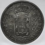 BRAZIL ブラジル 960Reis 1810R  NGC-VF30 ‐VF
