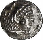 MACEDON. Kingdom of Macedon. Alexander III (the Great), 336-323 B.C. AR Tetradrachm (16.97 gms), Ake