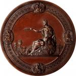 1876 (1877-1878) Centennial Award Medal. By Henry Mitchell. Julian AM-11. Bronze. Awarded to J. Gody