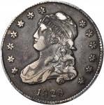1828 Capped Bust Quarter. B-1. Rarity-1. EF-40 (PCGS).