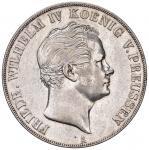 Foreign coins;GERMANIA Prussia - Friedrich Wilhelm IV (1840-1861) 2 Thaler 1841 A - KM 440 AG (g 37.