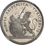SUISSE Zurich (canton de). Thaler 1779.