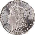 1880-S Morgan Silver Dollar. MS-67 (PCGS). CAC. OGH.