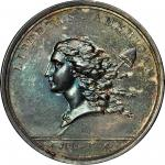 (1783) Libertas Americana medal. Betts-615. Silver. MS-62 (PCGS).
