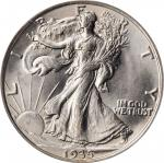 1935 Walking Liberty Half Dollar. MS-65 (PCGS). CAC.