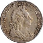 GREAT BRITAIN. Shilling, 1720. London Mint. George I. PCGS AU-53 Gold Shield.