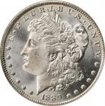 1889-O Morgan Silver Dollar. MS-65 (NGC).