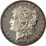 1894 Morgan Silver Dollar. Proof. Unc Details--Cleaned (PCGS).