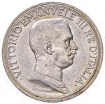 Savoy Coins;Vittorio Emanuele III (1900-1946) 2 Lire 1916 - Nomisma 1165 AG - FDC;30