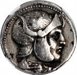SYRIA. Seleukid Kingdom. Seleukos I Nikator, 312-281 B.C. AR Tetradrachm (16.98 gms), Susa Mint, ca.