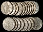 Lot of (356) 1887-O Morgan Silver Dollars. Mostly Extremely Fine to About Uncirculated.